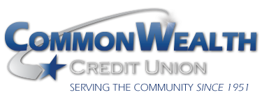 CommonWealth Credit Union. Serving the Community Since 1951.